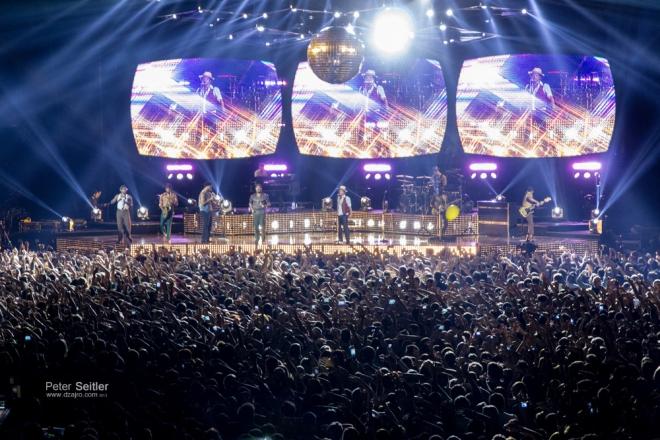 Bruno mars koncert  praha 2013